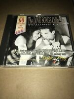 The Love Songs Collection ( CD ) Various, Various Artists, Audio CD