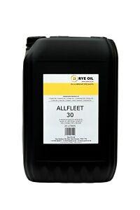 Straight SAE 30 Detergent Engine Oil 25 Litre SPEC:CD/SF