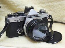 Olympus OM-2N Film Camera &  OM Zuiko  50mm f1.8 Lens  Working Perfectly shoe. 4