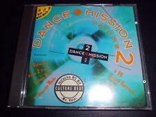 DANCE MISSION VOLUME 2 2 Unlimited, Ace Of Base, U96, ua Pop/Dance CD 18 Trx TOP