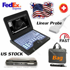 US Linear Portable Ultrasound Scanner Laptop Machine 10.1 CMS600P2 USB,Video