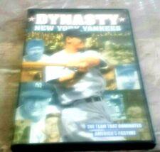 DYNASTY  New York Yankees  DVD History