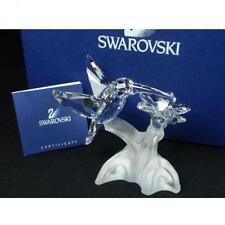 185€ SWAROVSKI CRYSTAL DECORATION COLIBRI 166184 cristallo rare HUMMINGBIRD NEW