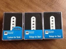 Seymour Duncan SSL-5 Custom and SSL-1 Vintage CA 50's Stratocaster Pickup Set