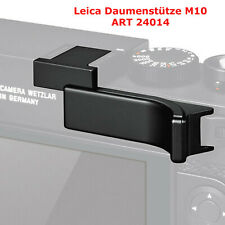 Original Leica Daumenstütze M10, M10-P  ART 24014 schwarz,  * Fotofachhändler *
