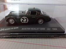 AUSTIN HEALEY 3000   24 HORAS LE MANS 1960  IXO 1/43 NEW