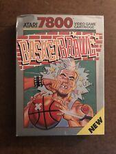 BasketBrawl (Atari 7800, 1990)