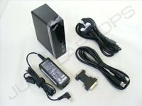 Nuovo Lenovo THINKPAD Edge E540 E545 USB 3.0 Docking Station Replicatore Porte +