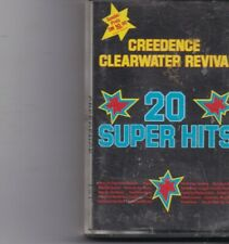 Creedence Clearwater Revival-20 Super Hits music Cassette