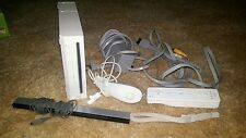 wii system,wii fitness board, and wii dumbbells