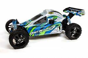500803031 Carson Karosserie für Dirt Attack GP 3.0 inkl. Heckspoiler