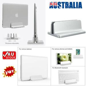 Vertical Laptop Stand Desktop Holder for Surface MacBook iPad Laptop Adjustable