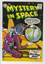 MYSTERY IN SPACE # 49 GIL KANE COVER 1959
