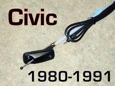Honda CIVIC  Manual AM/FM Antenna 1980-1991 NEW+ How 2