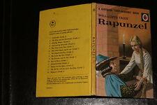 Ladybird WLT Tales 606D RAPUNZEL 2'6 net 1st ed 1968