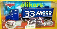 Hauler- MOOD SPRINGS - aka CHUCK ARMSTRONG 33 Truck Disney Cars Transporter auto