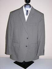 $695 New Jos A Bank tropical blend  solid olive 40 L 34 W  Tailored fit