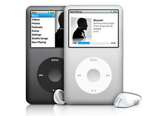 Geniune Apple iPod Classic 7th Gen 160GB  *NEW!* + Warranty!