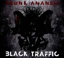 Black Traffic [Limited Edition] [Limited] by Skunk Anansie (CD, Sep-2012, 2 Discs, 100% Records (UK Label))
