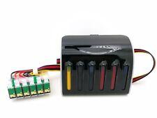 CISS CIS Continuous Ink System Fits Epson PX650 PX660 RX685 P50 Printer NON-OEM