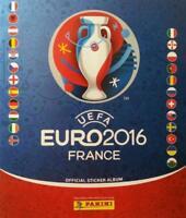 * PANINI EURO 2016 FOOTBALL EMPTY STICKER ALBUM + 6 FREE STICKERS *