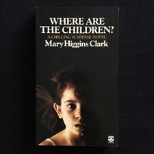 Mary Higgins Clark - Where Are The Children ? - Fontana Books - 1976 Vintage