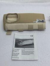 Rolyan Dorsal D-Ring Wrist Splint Beige Left Hand Medium A613-005