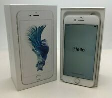 Apple iPhone 6s 32GB Silver (Unlocked) A1688 (CDMA + GSM) ORIGINAL BOX