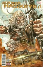 Old Man Hawkeye #1 (NM)`18 Sacks/ Checchetto