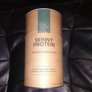 Super You Skinny Protein New Sealed  BBD 12/31/20