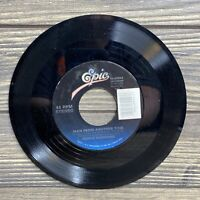 Vintage Epic Records 1987 Merle Haggard Man From Another Time 45rpm