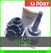 Fits TOYOTA CORONA AT220/CT220/ST220 1997-2003 - Outer Cv Joint 23X56X26