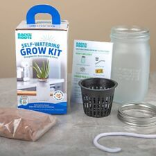 Hydroponic Self-Watering Planter System Grow Kit Succulents and Cactus Cacti