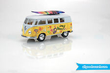 1962 Volkswagen Classical Bus 1:32 scale Die Cast model Kombi van + surfboard