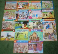 Lot of 18 IF YOU LIVED, GREW UP, TRAVELED Nonfiction History Children's Books