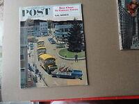 Saturday Evening Post Magazine October 31 1959 Complete