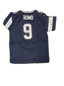 Tony Romo Dallas Cowboy Blue ** Read Description **