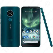 "Unlocked Nokia 7.2 Ta-1178 (Single-Sim): 6.3"" Fhd, 128Gb Ram, 4K Video, Green"