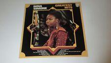 Nina Simone Greatest Hits Philips  Holland LP