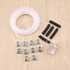 Fuel Filter Hose Clip Pipe Line Kit For Webasto Eberspacher Diesel Heater