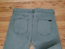 Faherty Brand Stretch 5-Pocket Jean - Mens - Olive - 34 - NWOT