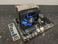i7-2600K @ 3.40GHz 8GB Gigabyte GA-P67A-UD3P-B3 Alpenfohn Heatsink Cooler EA205