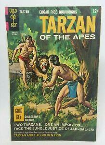 Tarzan #173 (1967) Gold Key Comics Edgar Rice Burroughs
