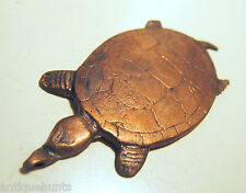 1827 North West Co. Indian Trade Turtle Pendant