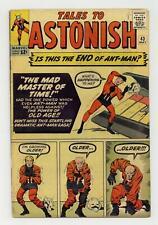 Tales to Astonish #43 VG 4.0 1963