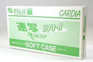 *UNUSED* Fujifilm Rensha Cardia Soft Case For Rensha Cardia byu-n 16 or 8 Japan