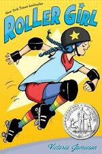 Roller Girl by Victoria Jamieson (2015, Trade Paperback)