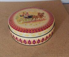 Vintage Mackintosh's Quality Street tin 17cm diameter
