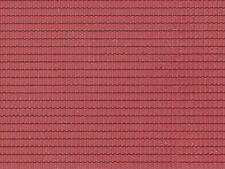 Vollmer 47353 ESCALA N, Placa de techo Cubierta Plana 14 , 9x10, 9cm (1qm =