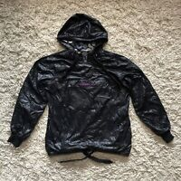 Veste Capuche Adidas Originals Rare Hooded Jacket  E14393 / Noir Logo Violet 38